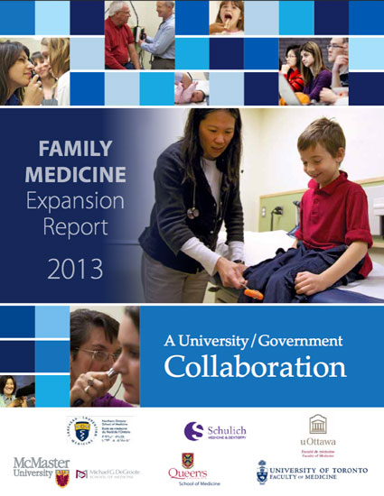COU Family Medicine Expansion Report