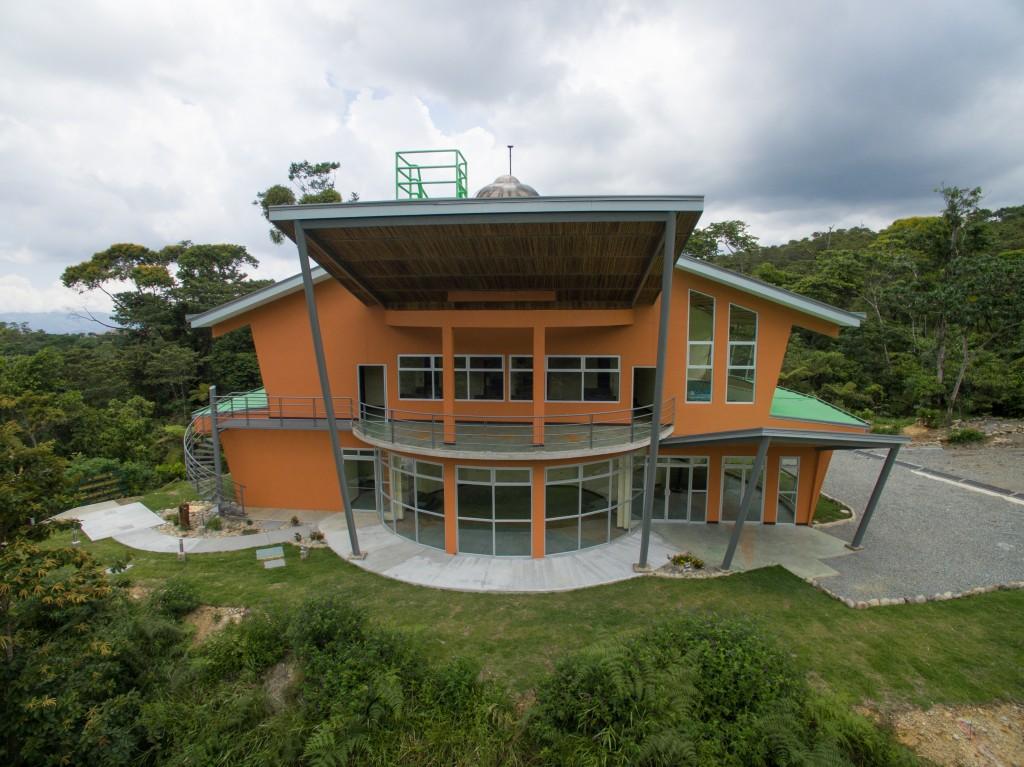 Lillian Meighen Wright Centre EcoCampus in Costa Rica