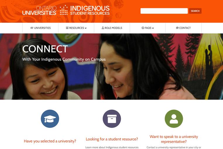 Ontario Universities' Indigenous Student Resources